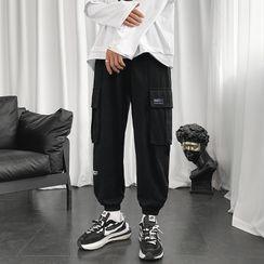 Passerine - 工装哈伦裤