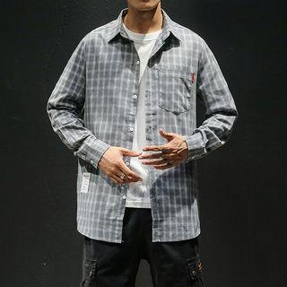Granada - Plaid Pocket Detail Shirt