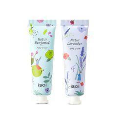 iSOi - Natur Hand Cream - 2 Types