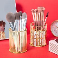 Cutie Bazaar - Metal Makeup Brush Holder