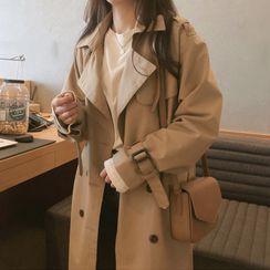 Ilona - 雙排扣長風衣