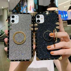 CeLLEAGUE - Glitter Printed Phone Case - iPhone 11, 11 Pro, 11 Pro Max, XS Max, X/XS, XR, 8p/7p, 8/7, 6sp/6p, 6s/6