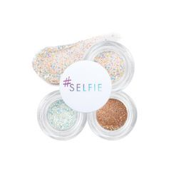 IPKN - Selfie Kirakira Filter Glitter Gel - 3 Colors