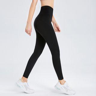 Vortego - High-Waist Yoga Pants