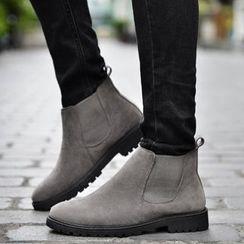 Auxen - Plain Chelsea Boots