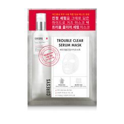 CURESYS - Trouble Clear Serum Mask 1pc