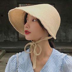 Pompabee - Knit Sun Hat