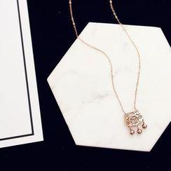 Infini - Pendant Necklace