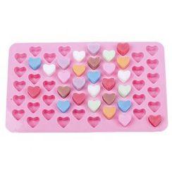 Livesmart - Chocolate & Ice Cubes Tray