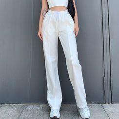 Honet - Straight Leg Sweatpants
