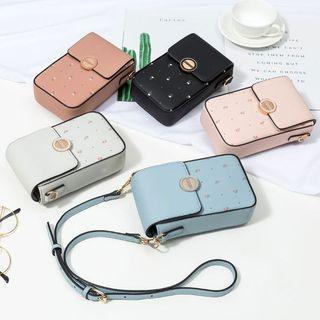 lunacove - Floral Phone Crossbody Bag