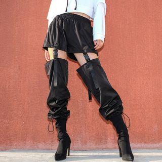 Thetis - Pants with Detachable Hem
