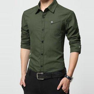 Sheck(シェック) - Slim-Fit Shirt