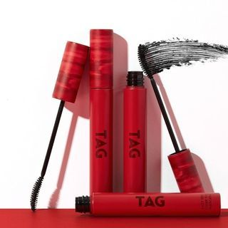 too cool for school - TAG Lazy Red Clear Fix Mascara