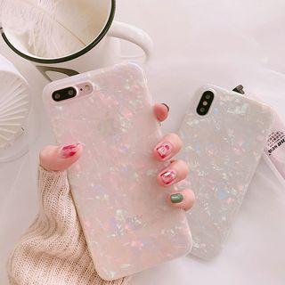 Handy Pie - Shell Phone Case - iPhone 6 / 6 Plus / 7 / 7 Plus / 8 / 8 Plus / X