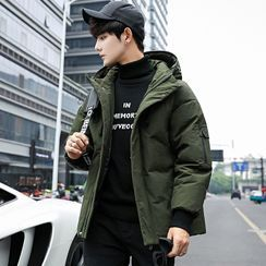 Agamemnon - Hooded Padded Jacket
