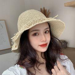 POWOW(パウワウ) - Straw Sun Hat