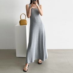 PPGIRL(PPガール) - Square-Neck Tank Dress