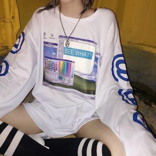 2DAWGS - Printed Sweatshirt