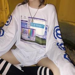 2DAWGS - 印花套衫
