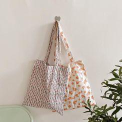 TangTangBags - 印花帆布购物袋