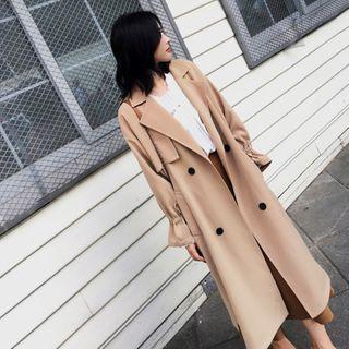 Luminato - Plain Trench Coat