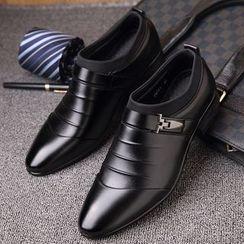 Kayne H - 人造皮樂福鞋