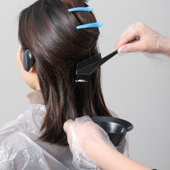 Mikamae - Hair Dying Set: Mixing Kit + Hair Clip + Hair Tie + Ear Cover