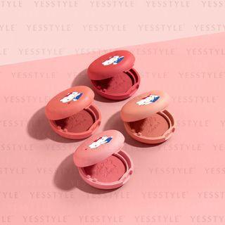 Cathy Doll - Hello Kitty Cotton Blusher 6.5g - 3 Types