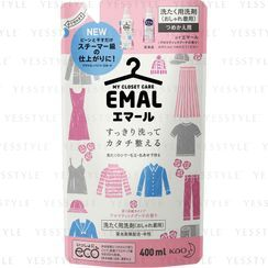 Kao - Emal Delicate Fabric Detergent Refill 400ml