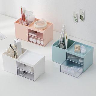 Cute Essentials - Plastic Desk Organizer