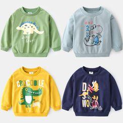 Seashells Kids - Kids Printed Pullover