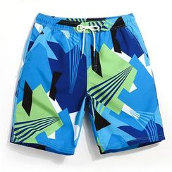 Shorell - Couple Matching Beach Shorts