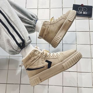 Scherokee - Platform Lace-Up Sneakers