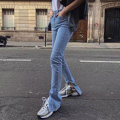 Sosana - 水洗靴型牛仔裤