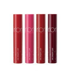 柔魅得 - Juicy Lasting Tint Sparkling Juicy Collection - 4 Colors