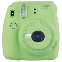 Fujifilm - Fujifilm Instax Mini 9 Instant Camera (Lime Green)