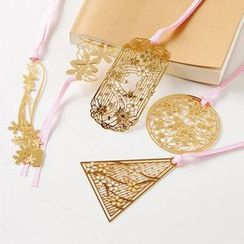 OH.LEELY - Perforated Copper Bookmark Clip