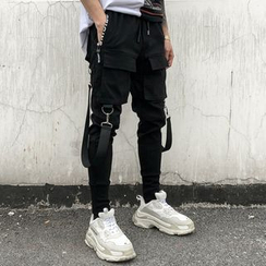 Simsam - Tapered Pants