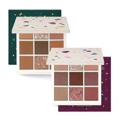 HOLIKA HOLIKA - Terrazzo Shadow Palette - 2 Colors