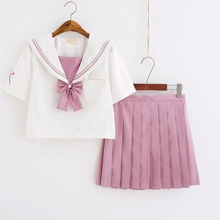 Aiyiruo - School Uniform Party Costume