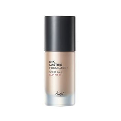 THE FACE SHOP - Base de maquillaje Ink Lasting Foundation Slim Fit FPS30 PA++ 30 ml (5 colores)