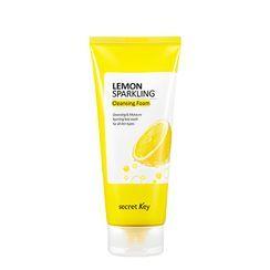 Secret Key - Espuma limpiadora Lemon Sparkling Cleansing Foam 200 g