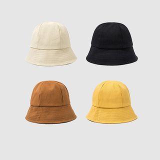 BACKNOW - Plain Bucket Hat