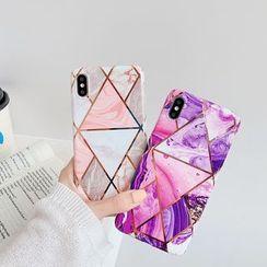 Inteyo - 圖案手機保護套 - iPhone / Huawei