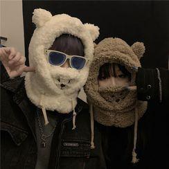 Koiyua - Fleece Earflap Hat