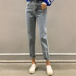 PIPPIN - Washed Harem Jeans