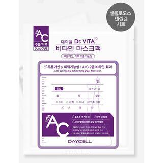 DAYCELL - Dr.VITA Vitamin Mask Pack AC 1pc