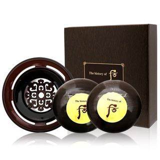 The History of Whoo - Gongjinhyang Cleansing Bar Set