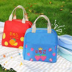 Eranso - Fruit Print Lunch Bag